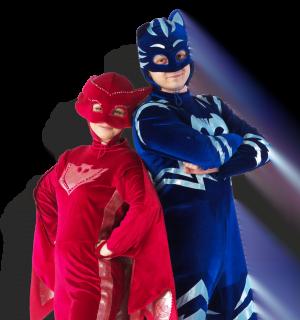 Герои в масках