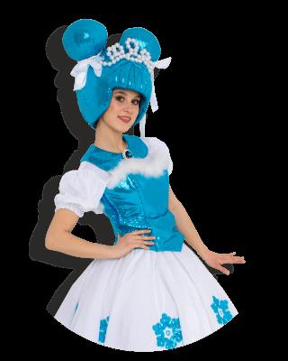 Кукла ЛОЛ Снежинка